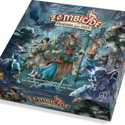 Zombicide: Green Horde Friends and Foes Expansion