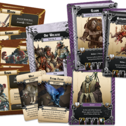 Zombicide: Green Horde Massive Darkness Crossover Kit