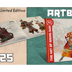 Rising Sun Limited Edition Art Book