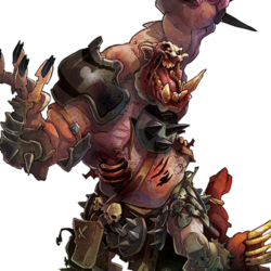 Horde Brother Abomination