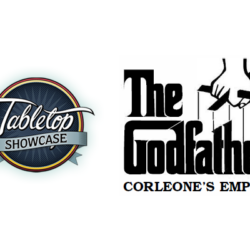 The Godfather: Corleone's Empire Tabletop Showcase