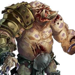 Siege Breaker Abomination