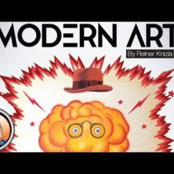 Origins Game Fair 2017 Modern Art BGG Preview