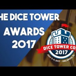The Others: Dice Tower Awards 2016 Results