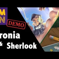Kronia & Sherlook: Preview