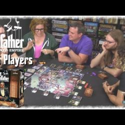 Board Game Replay – The Godfather: Corleone's Empire