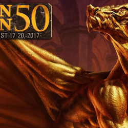 Gen Con 50 Dragon