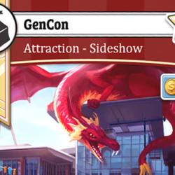 Unfair GenCon Promo Card