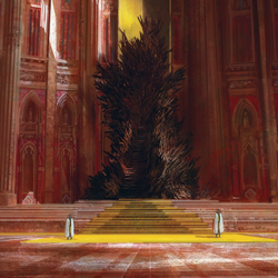 Song of Ice & Fire Iron Throne