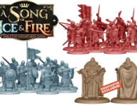 A Song of Ice & Fire Kickstarter