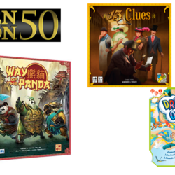 New Demo Titles Added for Gen Con 50!