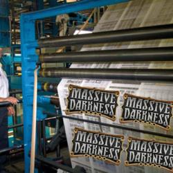 Massive Darkness Printing Error