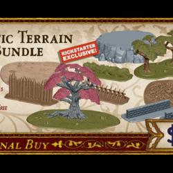 Song of Ice & Fire Plastic Terrain Bundle