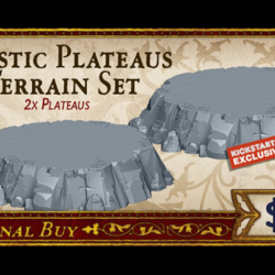 Song of Ice & Fire Plateaus Terrain Set