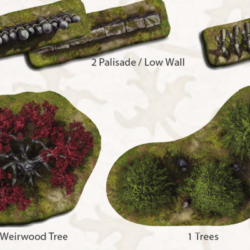 A Song of Ice & Fire Tabletop Miniatures Game Terrain