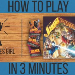 Rules Girl – Banana Bandits in 3 Minutes