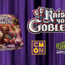 Official 'Raise Your Goblets' Trailer