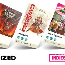 Dized Indiegogo Campaign