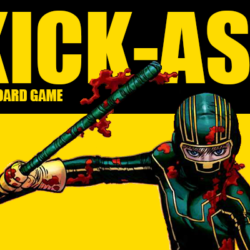 Kick-Ass the Board Game by CMON