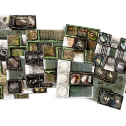 Zombicide Green Horde Extra Tiles Pack