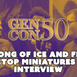 A Song of Ice & Fire Interview