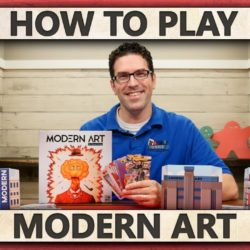 Watch It Played: Modern Art