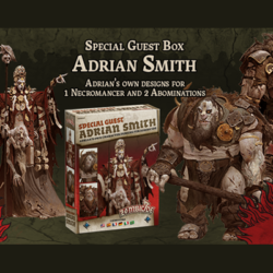Zombicide: Green Horde Adrian Smith Special Guest Box