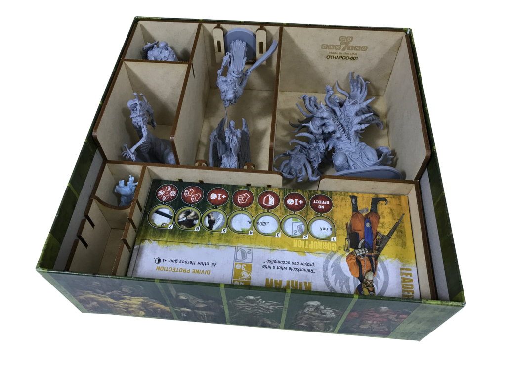 The Others: Apocalypse Expansion Organizer