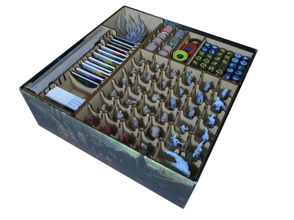 The Others: Base Game Organizer