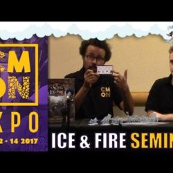 CMON Expo – Song of Ice & Fire Panel