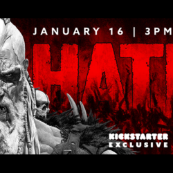 HATE Kickstarter Exclusive Announcement