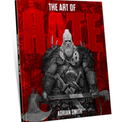 Art book of HATE