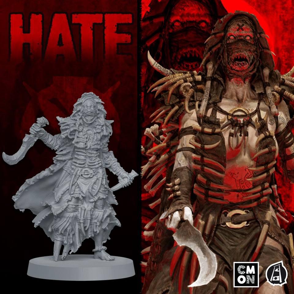 HATE: Um'Cal Shaman