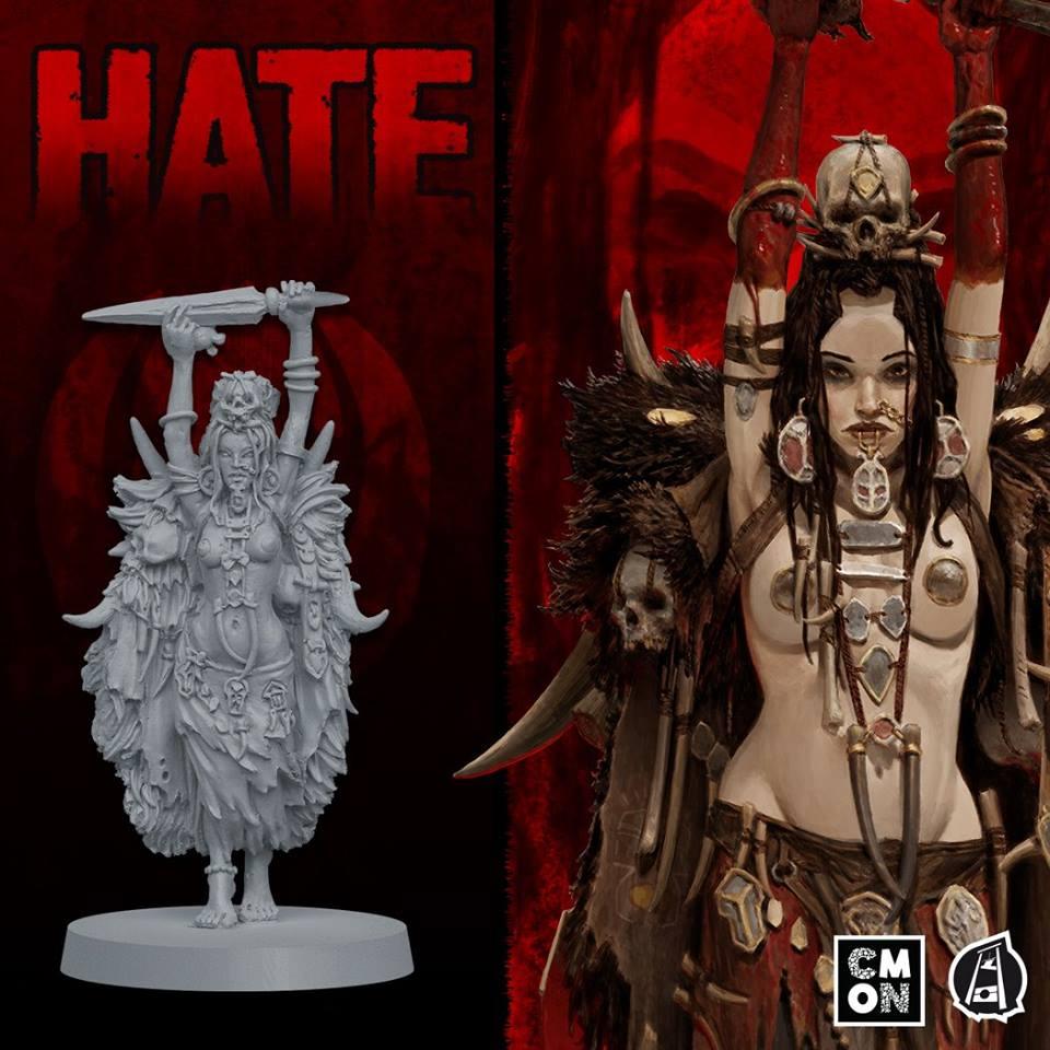 HATE: Um'Gra Shaman