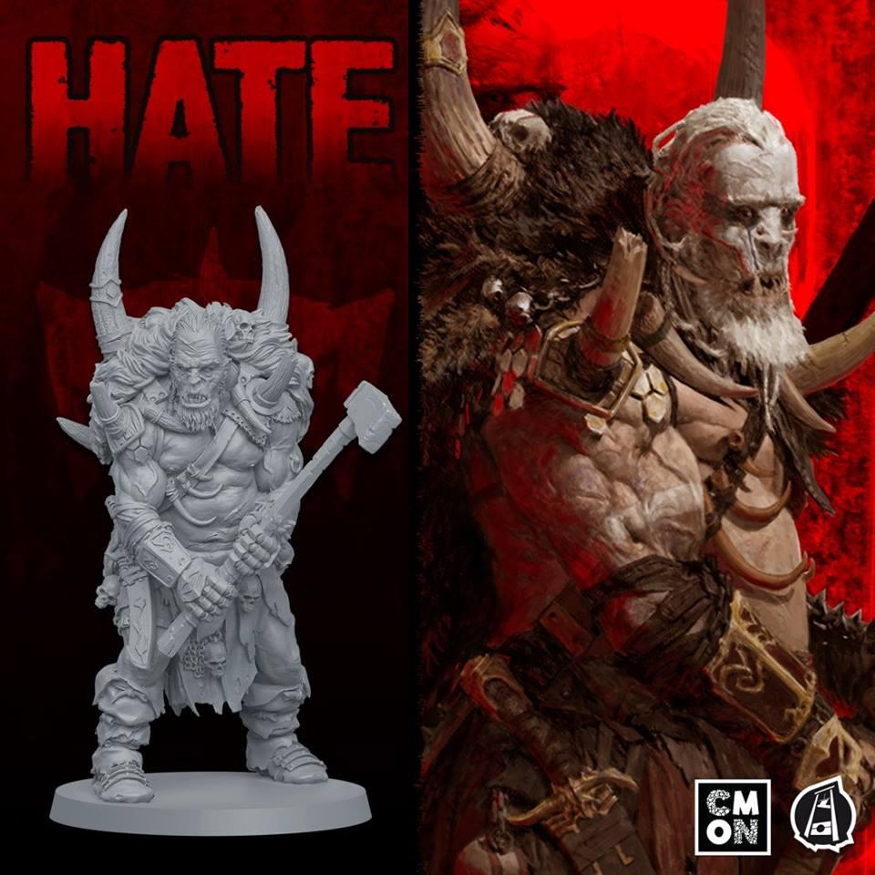 HATE: Um'Kator Prince
