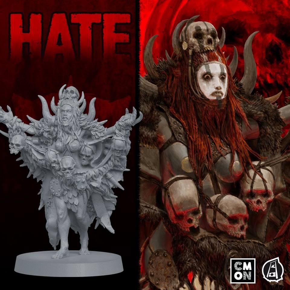 HATE: Um'Kator Shaman