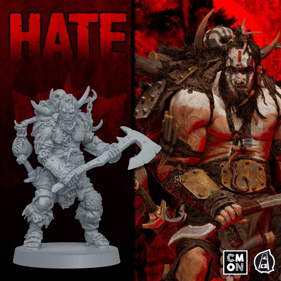 HATE: Um'Kator Warrior