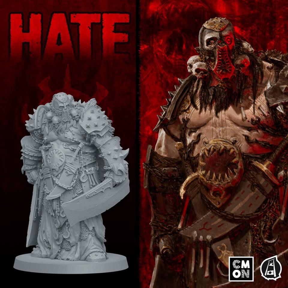 HATE: Um'Rak Prince