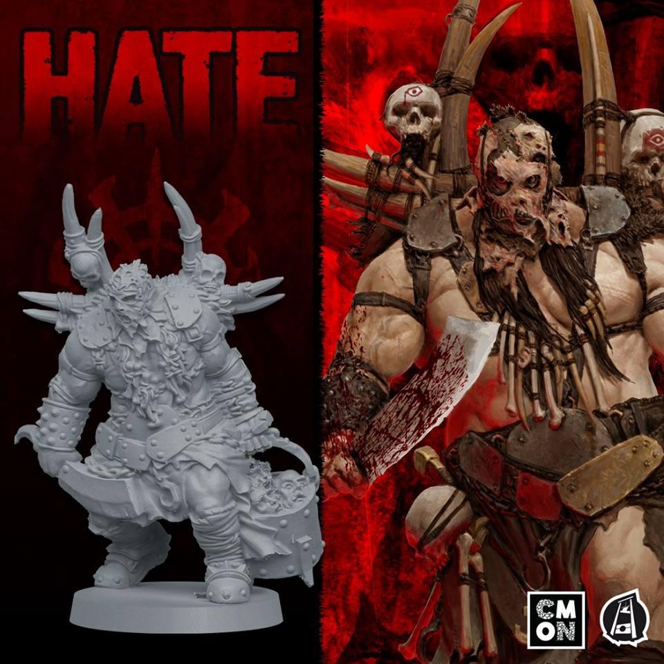 HATE: Um'Rak Shaman