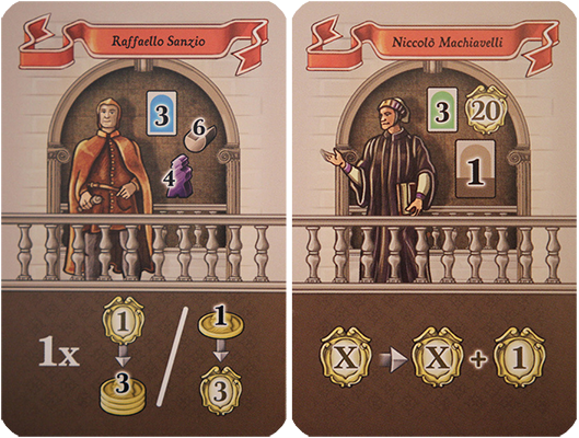 Lorenzo il Magnifico: New Leaders #1